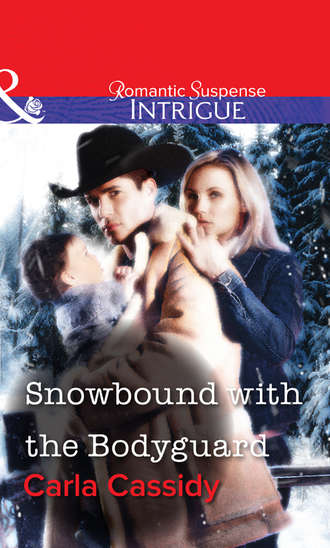 Carla Cassidy, Snowbound with the Bodyguard