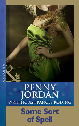 PENNY JORDAN, Some Sort Of Spell