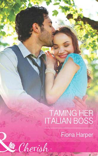 Fiona Harper, Taming Her Italian Boss