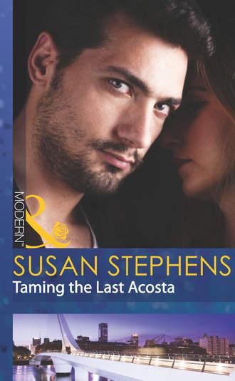 Susan Stephens, Taming the Last Acosta