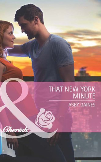 Abby Gaines, That New York Minute