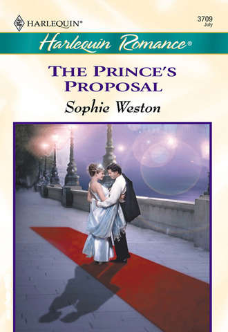 Sophie Weston, The Prince's Proposal