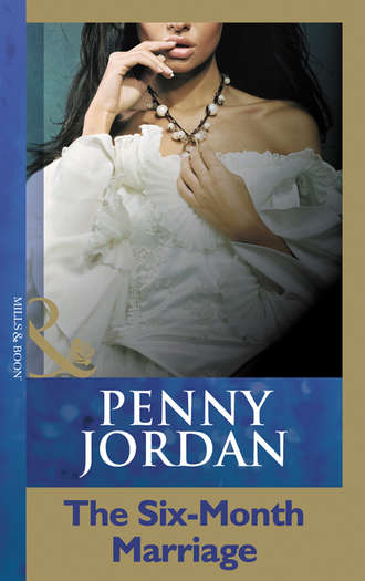 PENNY JORDAN, The Six-Month Marriage