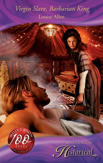 Louise Allen, Virgin Slave, Barbarian King