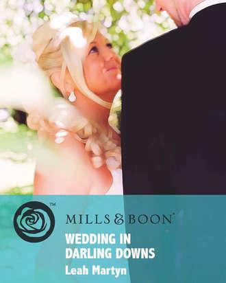 Leah Martyn, Wedding in Darling Downs