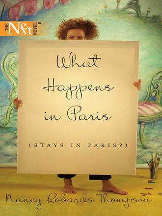 Nancy Thompson, What Happens in Paris