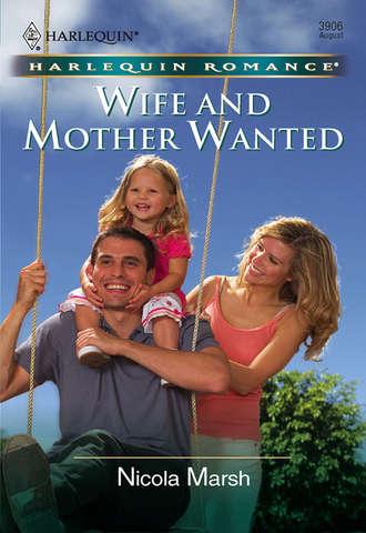 Nicola Marsh, Wife and Mother Wanted