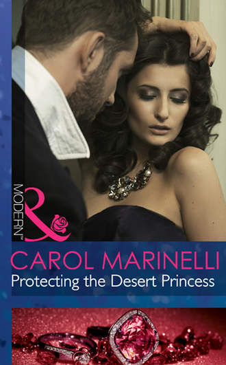 CAROL MARINELLI, Protecting the Desert Princess