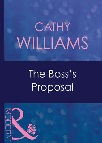 CATHY WILLIAMS, The Boss's Proposal