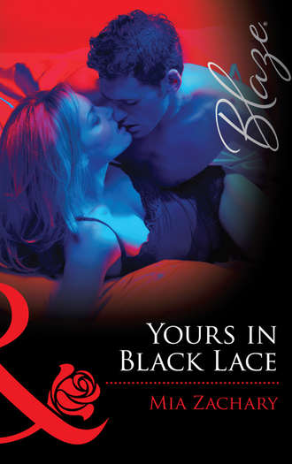 Mia Zachary, Yours In Black Lace