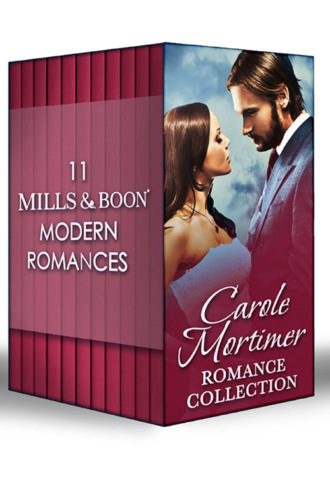 Carole Mortimer, Carole Mortimer Romance Collection