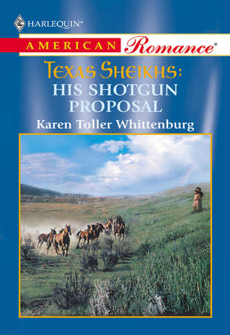 Karen Whittenburg, His Shotgun Proposal