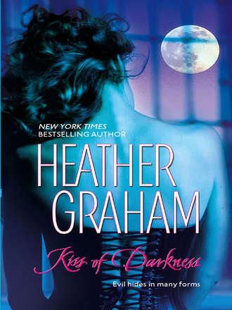 Heather Graham, Kiss Of Darkness