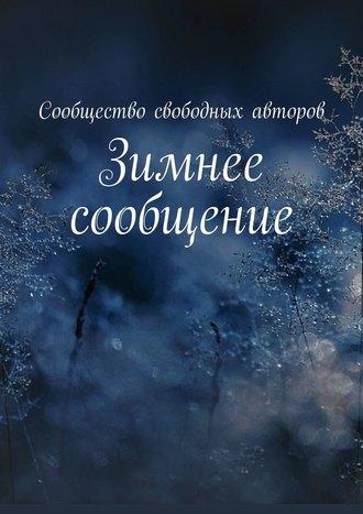 Елизавета Клейн, Зимнее сообщение