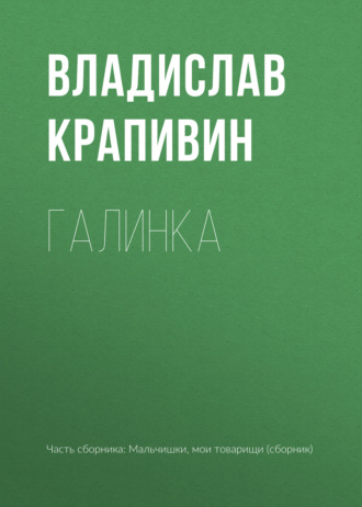 Владислав Крапивин, Галинка