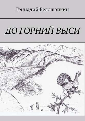 Геннадий Белошапкин, Догорний выси