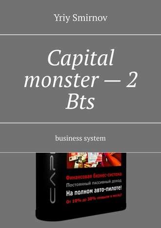Yriy Smirnov, Capital monster – 2. Bts. Business system