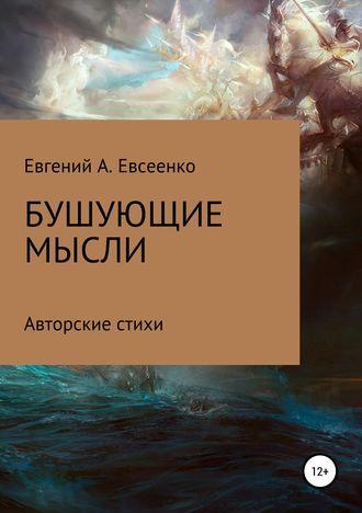 Евгений Евсеенко, Бушующие мысли