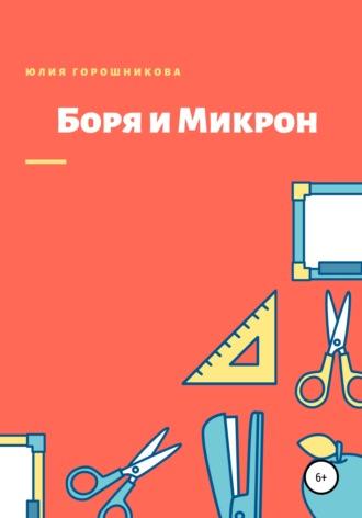 Юлия Горошникова, Боря и Микрон