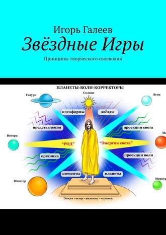 Игорь Галеев, ЗвёздныеИгры. Принципы творческого своеволия