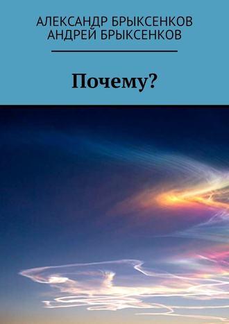 Андрей Брыксенков, Александр Брыксенков, Почему?