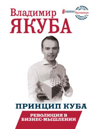 Владимир Якуба, Принцип куба. Революция в бизнес-мышлении