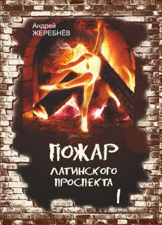 Андрей Жеребнёв, Пожар Латинского проспекта. Часть 1