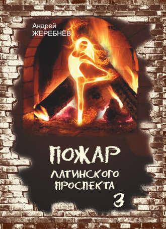 Андрей Жеребнёв, Пожар Латинского проспекта. Часть 3
