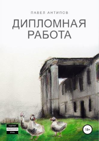 Павел Антипов, Дипломная работа