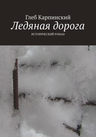 Глеб Карпинский, Ледяная дорога. Исторический роман