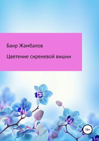 Баир Жамбалов, Цветение сиреневой вишни