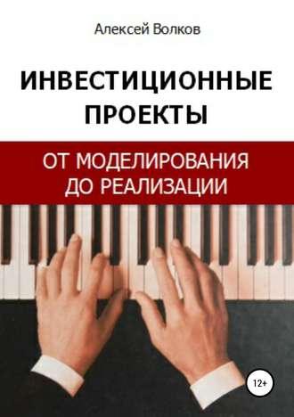 Алексей Волков, Инвестиционные проекты: от моделирования до реализации