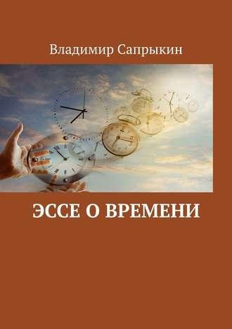 Владимир Сапрыкин, Эссе овремени