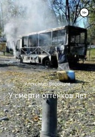 Александр Воронцов, У смерти оттенков нет