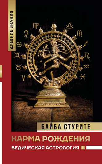 Байба Стурите, Карма рождения. Ведическая астрология