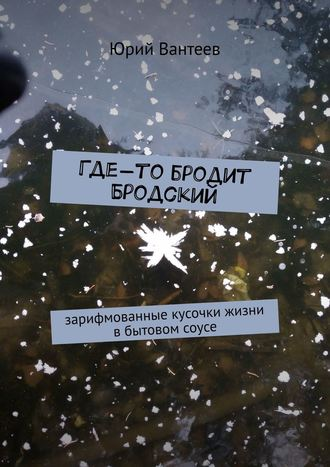 Юрий Вантеев, Где-то бродит Бродский. Зарифмованные кусочки жизни вбытовом соусе