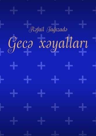 Rəfail Tağızadə, Gecə xəyalları