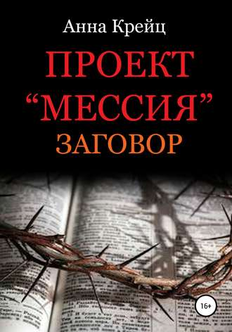 Анна Крейц, Проект «Мессия». Заговор