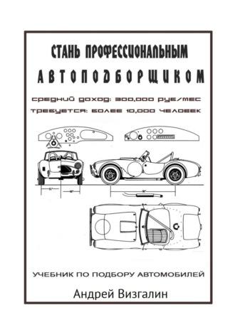 Андрей Визгалин, Стань профессиональным автоподборщиком
