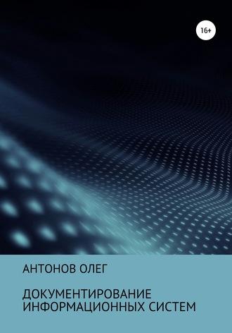 Олег Антонов, Документирование информационных систем