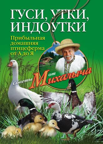 Николай Звонарев, Гуси, утки, индоутки. Прибыльная домашняя птицеферма от А до Я