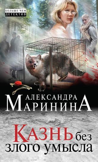 Александра Маринина, Казнь без злого умысла